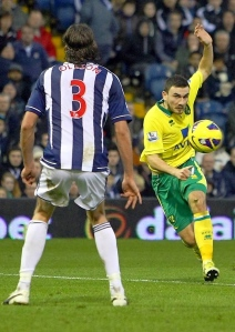 Snodgrass - Unfashionable, unnattractive but deadly free kick taker